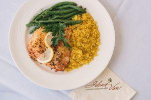 Island View Restaurant Salmon in Sebring, FL