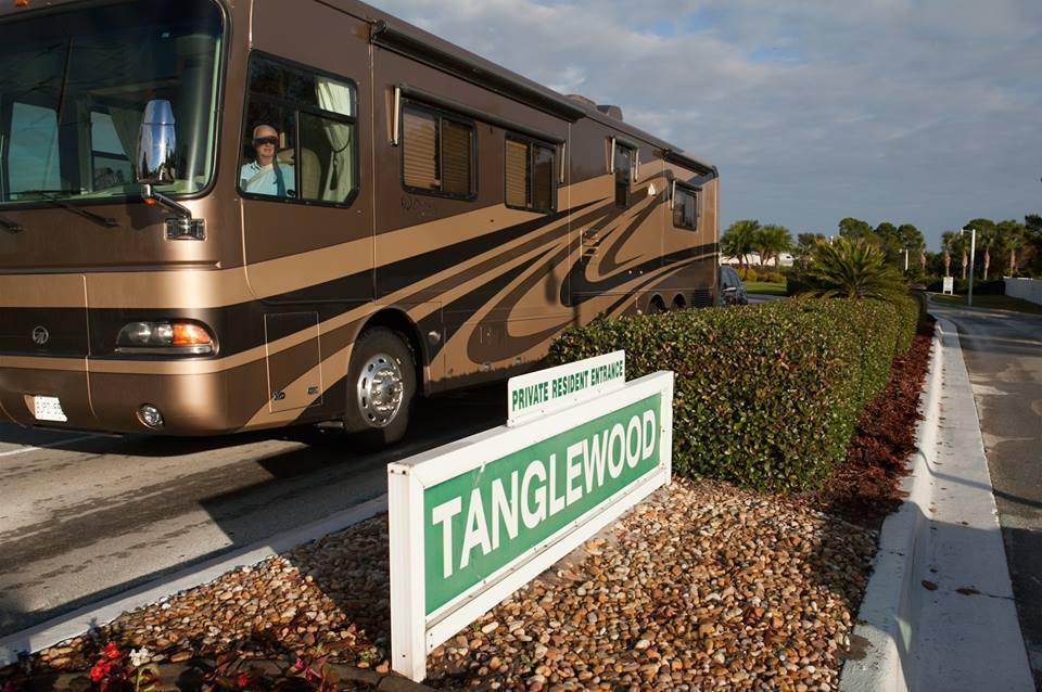 The Outback RV Resort at Tanglewood