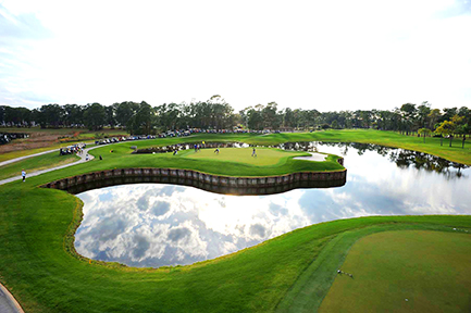 Beautiful golf courses in sebring