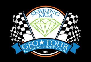 Logo ofor Sebring Area GeoTour: Florida's hidden Gem