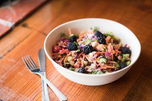 Good News Cafe Berry Salad